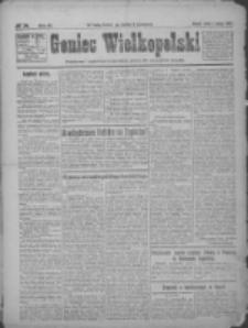 Goniec Wielkopolski: najtańsze pismo codzienne dla wszystkich stanów 1922.02.01 R.45 Nr26