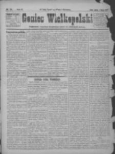Goniec Wielkopolski: najtańsze pismo codzienne dla wszystkich stanów 1922.02.04 R.45 Nr28