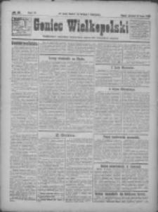 Goniec Wielkopolski: najtańsze pismo codzienne dla wszystkich stanów 1922.02.16 R.45 Nr38