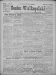 Goniec Wielkopolski: najtańsze pismo codzienne dla wszystkich stanów 1922.02.22 R.45 Nr43