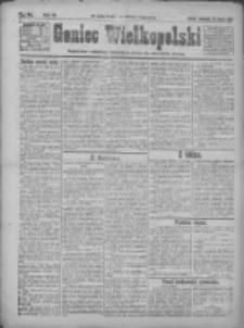 Goniec Wielkopolski: najtańsze pismo codzienne dla wszystkich stanów 1922.02.23 R.45 Nr44