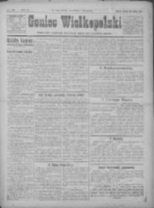 Goniec Wielkopolski: najtańsze pismo codzienne dla wszystkich stanów 1922.02.25 R.45 Nr46