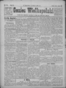 Goniec Wielkopolski: najtańsze pismo codzienne dla wszystkich stanów 1922.03.01 R.45 Nr49