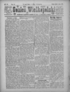 Goniec Wielkopolski: najtańsze pismo codzienne dla wszystkich stanów 1922.03.08 R.45 Nr53