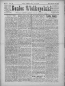 Goniec Wielkopolski: najtańsze pismo codzienne dla wszystkich stanów 1922.03.15 R.45 Nr61