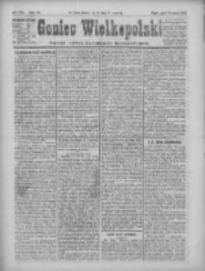 Goniec Wielkopolski: najtańsze pismo codzienne dla wszystkich stanów 1922.03.24 R.45 Nr69