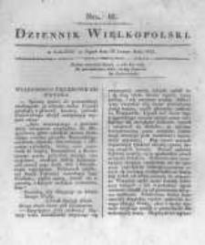 Dziennik Wielkopolski. 1831.02.25 nr66