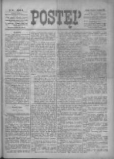 Postęp 1898.12.01 R.9 Nr274