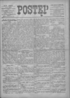 Postęp 1898.12.15 R.9 Nr285