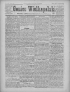 Goniec Wielkopolski: najtańsze pismo codzienne dla wszystkich stanów 1922.03.25 R.45 Nr70