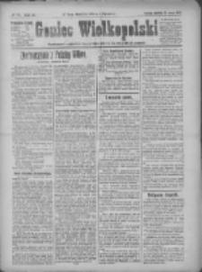 Goniec Wielkopolski: najtańsze pismo codzienne dla wszystkich stanów 1922.03.26 R.45 Nr71