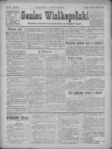 Goniec Wielkopolski: najtańsze pismo codzienne dla wszystkich stanów 1922.04.01 R.45 Nr76