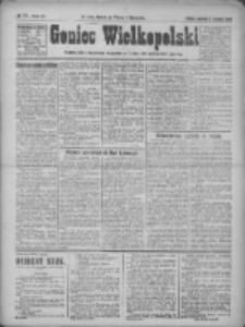 Goniec Wielkopolski: najtańsze pismo codzienne dla wszystkich stanów 1922.04.02 R.45 Nr77