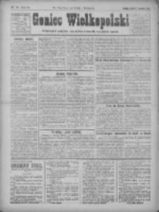 Goniec Wielkopolski: najtańsze pismo codzienne dla wszystkich stanów 1922.04.07 R.45 Nr81