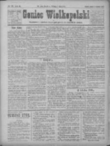 Goniec Wielkopolski: najtańsze pismo codzienne dla wszystkich stanów 1922.04.08 R.45 Nr82