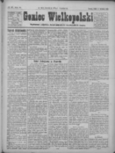 Goniec Wielkopolski: najtańsze pismo codzienne dla wszystkich stanów 1922.04.12 R.45 Nr85