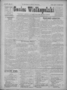 Goniec Wielkopolski: najtańsze pismo codzienne dla wszystkich stanów 1922.04.14 R.45 Nr87