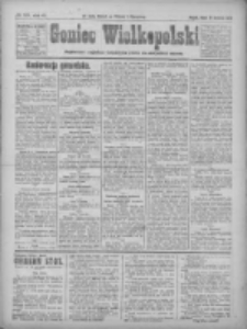 Goniec Wielkopolski: najtańsze pismo codzienne dla wszystkich stanów 1922.04.19 R.45 Nr90