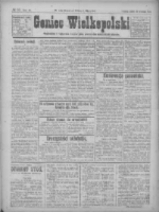 Goniec Wielkopolski: najtańsze pismo codzienne dla wszystkich stanów 1922.04.22 R.45 Nr93