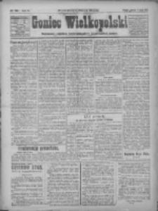 Goniec Wielkopolski: najtańsze pismo codzienne dla wszystkich stanów 1922.05.02 R.45 Nr101