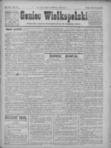Goniec Wielkopolski: najtańsze pismo codzienne dla wszystkich stanów 1922.05.06 R.45 Nr104