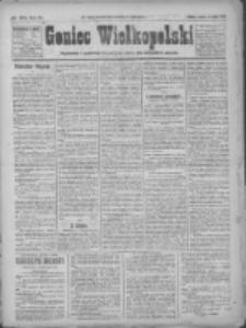 Goniec Wielkopolski: najtańsze pismo codzienne dla wszystkich stanów 1922.05.13 R.45 Nr109