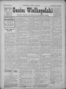 Goniec Wielkopolski: najtańsze pismo codzienne dla wszystkich stanów 1922.05.19 R.45 Nr114