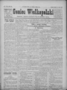 Goniec Wielkopolski: najtańsze pismo codzienne dla wszystkich stanów 1922.05.21 R.45 Nr116
