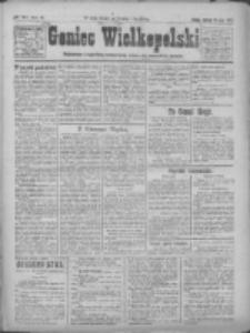 Goniec Wielkopolski: najtańsze pismo codzienne dla wszystkich stanów 1922.05.23 R.45 Nr117