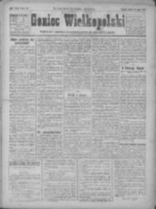 Goniec Wielkopolski: najtańsze pismo codzienne dla wszystkich stanów 1922.05.24 R.45 Nr118