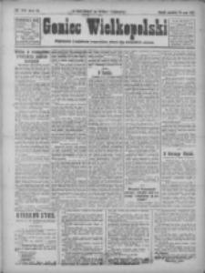 Goniec Wielkopolski: najtańsze pismo codzienne dla wszystkich stanów 1922.05.25 R.45 Nr119