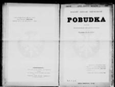 Pobudka. Czasopismo narodowo-socyalistyczne. 1889 R.1 nr7-9