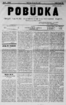 Pobudka. Czasopismo narodowo-socyalistyczne. 1891 R.3 nr11-12