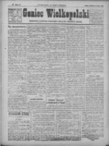 Goniec Wielkopolski: najtańsze pismo codzienne dla wszystkich stanów 1922.05.28 R.45 Nr121