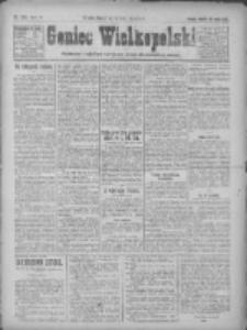 Goniec Wielkopolski: najtańsze pismo codzienne dla wszystkich stanów 1922.05.30 R.45 Nr122