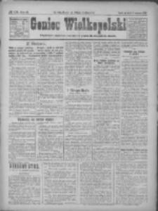 Goniec Wielkopolski: najtańsze pismo codzienne dla wszystkich stanów 1922.06.01 R.45 Nr124