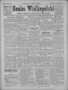 Goniec Wielkopolski: najtańsze pismo codzienne dla wszystkich stanów 1922.06.08 R.45 Nr129