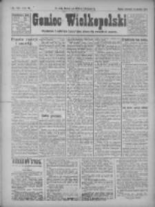 Goniec Wielkopolski: najtańsze pismo codzienne dla wszystkich stanów 1922.06.14 R.45 Nr135
