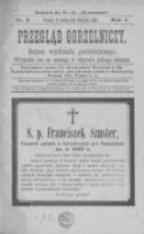 Przegląd Gorzelniczy. Organ Wydziału Gorzelniczego. 1895 R.1 nr2