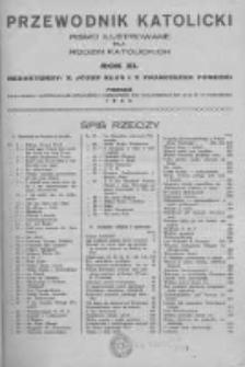 Przewodnik Katolicki. 1934 R.40 nr1