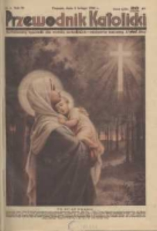 Przewodnik Katolicki. 1934 R.40 nr5