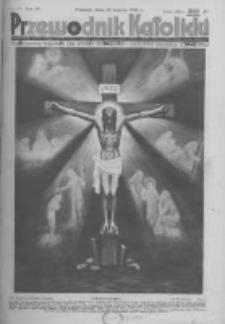 Przewodnik Katolicki. 1934 R.40 nr11
