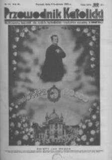 Przewodnik Katolicki. 1934 R.40 nr14