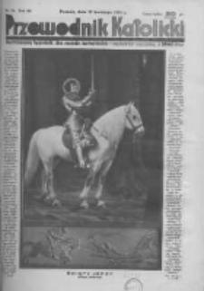 Przewodnik Katolicki. 1934 R.40 nr16