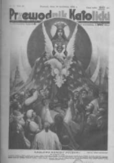 Przewodnik Katolicki. 1934 R.40 nr17