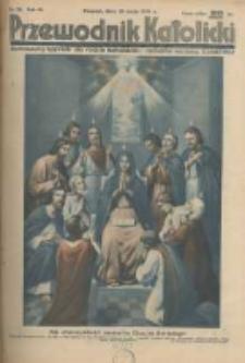 Przewodnik Katolicki. 1934 R.40 nr20
