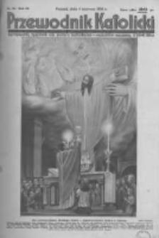 Przewodnik Katolicki. 1934 R.40 nr22
