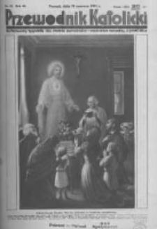 Przewodnik Katolicki. 1934 R.40 nr23