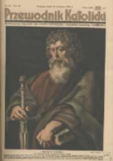 Przewodnik Katolicki. 1934 R.40 nr25