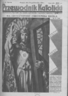 Przewodnik Katolicki. 1934 R.40 nr43